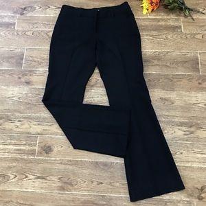 Pants - ✨Valerie Stevens Banded Waist Black Trouser Pants✨